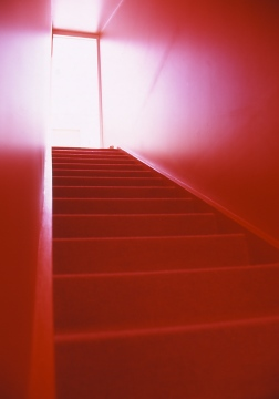 mitchinson_the red stairwell 1