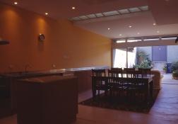 manning_kitchen, dining + living