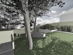 McEwin Pace Residence 47_3D_garden 1_Stephen Varady Photo ©