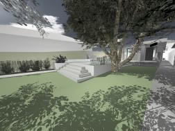McEwin Pace Residence 48_3D_garden 2_Stephen Varady Photo ©