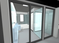 McEwin Pace Residence 54_3D_bathroom 1_Stephen Varady Photo ©