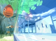 McEwin Pace Residence 56_3D_fishpond view_Stephen Varady Photo ©