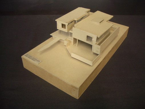 Fullagar Residence_model 1_Stephen Varady Photo ©