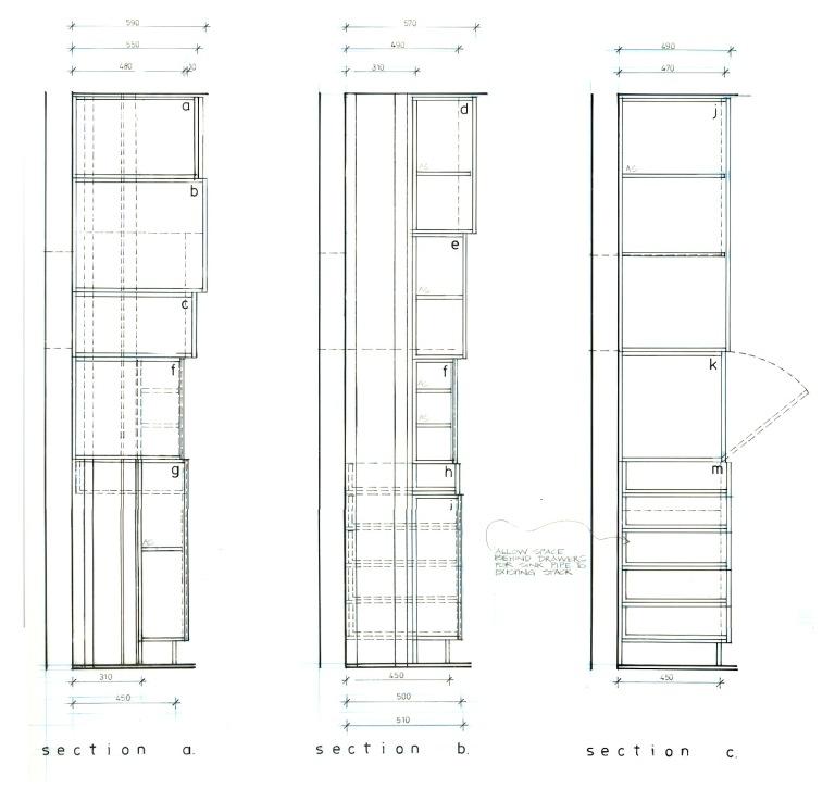 Perraton Apartment_construction_kitchen2_Stephen Varady ©