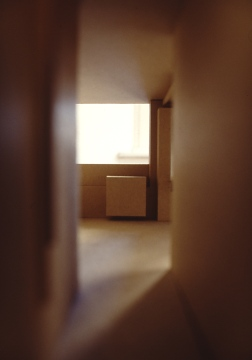 Perraton Apartment 07_model of entry hall_Stephen Varady Photo ©