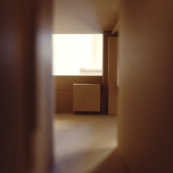 Perraton Apartment 07_model of entry hall_Stephen Varady Photo ©