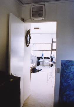 Perraton Apartment 09_view from bedroom_before_Stephen Varady Photo ©