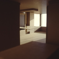 Perraton Apartment 10_model view from bedroom_Stephen Varady Photo ©