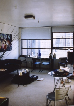 Perraton Apartment 12_living area_before_Stephen Varady Photo ©