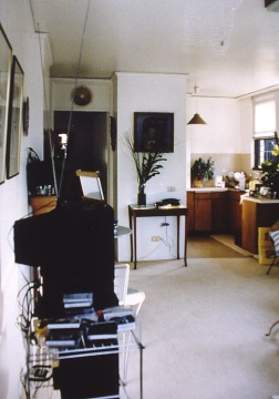 Perraton Apartment 14_living_dining_kitchen_before_Stephen Varady Photo ©