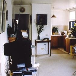 Perraton Apartment 14_living_dining_kitchen_before_Stephen Varady Photo ©