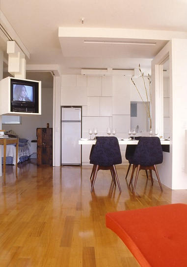 Perraton Apartment 16_apartment_open_Stephen Varady Photo ©
