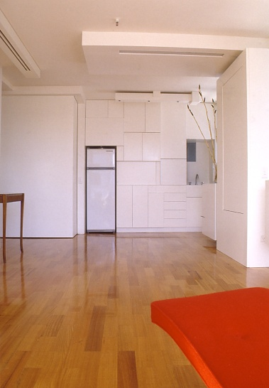 Perraton Apartment 17_apartment_closed_Stephen Varady Photo ©