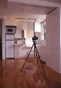 Perraton Apartment 18_kitchen_open_Stephen Varady Photo ©