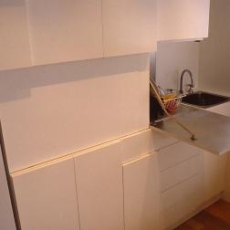 Perraton Apartment 22_kitchen detail_drying area_Stephen Varady Photo ©