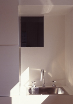 Perraton Apartment 24_zen view window from kitchen_Stephen Varady Photo ©