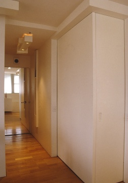 Perraton Apartment 33_view to bedroom 1_Stephen Varady Photo ©