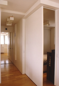 Perraton Apartment 34_view to bedroom 2_Stephen Varady Photo ©
