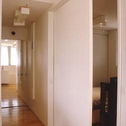 Perraton Apartment 34_view to bedroom 2_Stephen Varady Photo ©