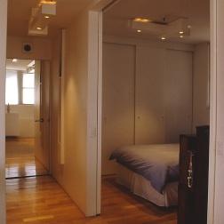 Perraton Apartment 35_view to bedroom 3_Stephen Varady Photo ©