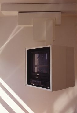 Perraton Apartment 54_sliding television box_open_Stephen Varady Photo ©