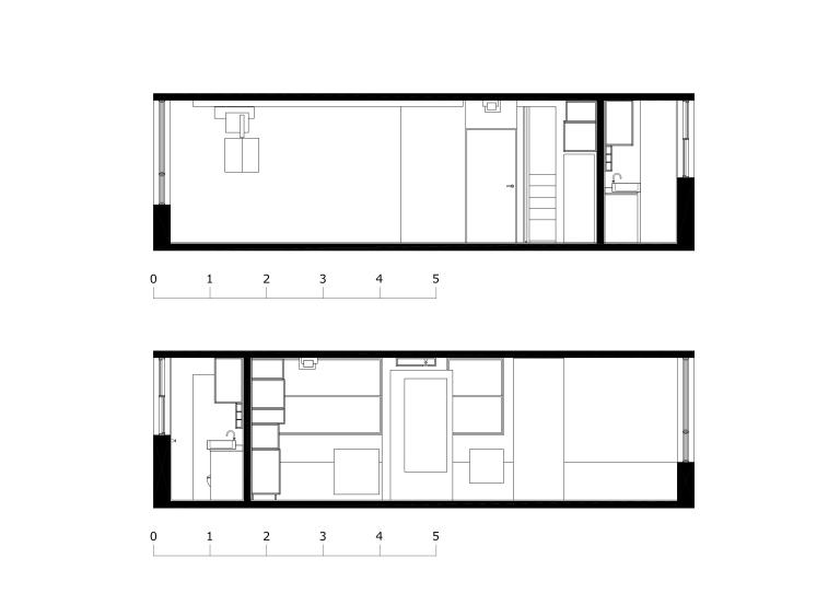 Perraton Apartment_sections 1_Stephen Varady ©