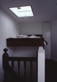 Church Street 04_upper bedroom_after with bathroom door closed_Stephen Varady Photo ©