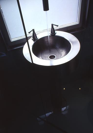 Church Street 09_bathroom_basin detail_Stephen Varady Photo ©