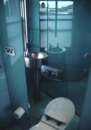 Church Street 12_bathroom_view in mirror_Stephen Varady Photo ©