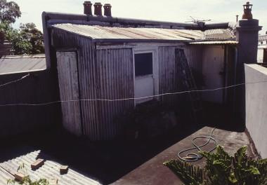 Church Street 16_roofscape_unrenovated_Stephen Varady Photo ©