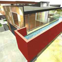 Fullagar Residence 05_3D_from north-east_Stephen Varady Image ©