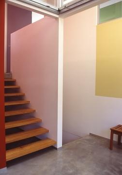 Fullagar Residence 07_stair vestibule 1_Stephen Varady Photo ©