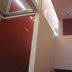 Fullagar Residence 08_stair vestibule 2_Stephen Varady Photo ©