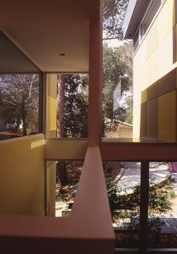 Fullagar Residence 09_entry glass roof detail_Stephen Varady Photo ©