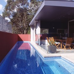 Fullagar Residence 14_16.6m lap pool_Stephen Varady Photo ©