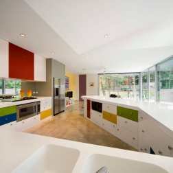 Fullagar Residence 17_kitchen 2_John Gollings Photo ©