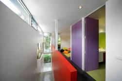 Fullagar Residence 25_internal street 3_John Gollings Photo ©