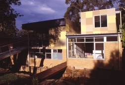 Fullagar Residence 40_rear (west) elevation_Stephen Varady Photo ©