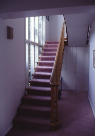 Green Residence 08_stair_before_Stephen Varady Photo ©