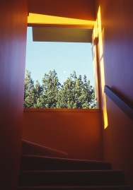 Green Residence 11_framed view_Stephen Varady Photo ©