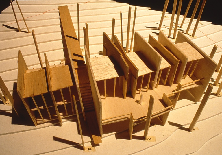 Larson Kelly Residence 01_model_Stephen Varady Photo ©