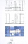 Larson Kelly Residence_kitchen coloured sketch_Stephen Varady Image ©