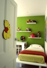 McCarthy Residence 16_daughter's bedroom_Stephen Varady Photo ©