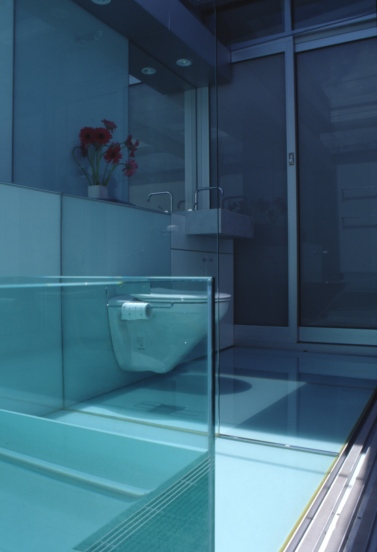 McCarthy Residence 34_en-suite_view from bath_Stephen Varady Photo ©