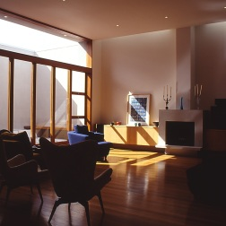 Slobom Residence #1_05_living 2_Stephen Varady Photo ©