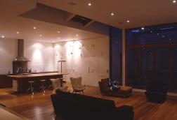 Slobom Residence #1_13_living + kitchen_Stephen Varady Photo ©