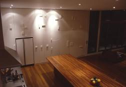 Slobom Residence #1_16_kitchen from above_Stephen Varady Photo ©