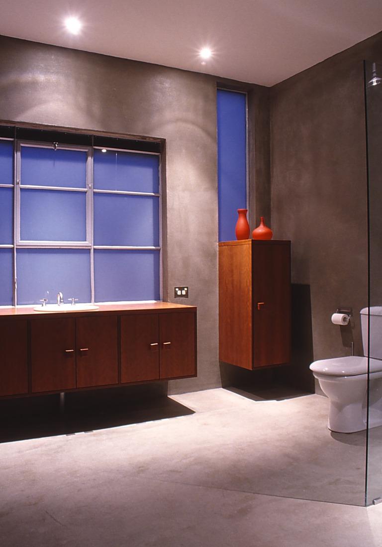 Slobom Residence #1_18_guest bathroom 1_Stephen Varady Photo ©