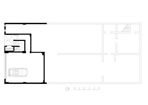 Slobom Residence #1_plan 0_ground floor_Stephen Varady ©