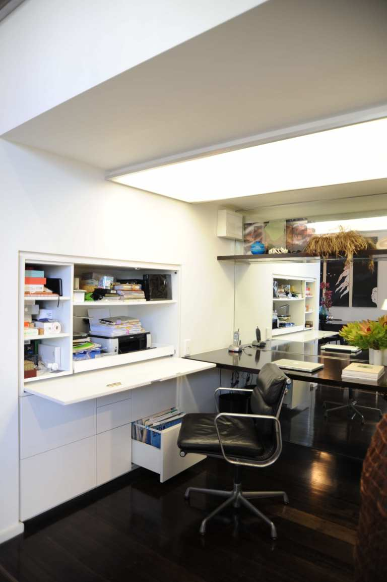 Hynes Apartment 10_study_open_Stephen Varady Photo ©